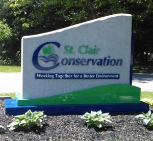 SCRCA Office Sign