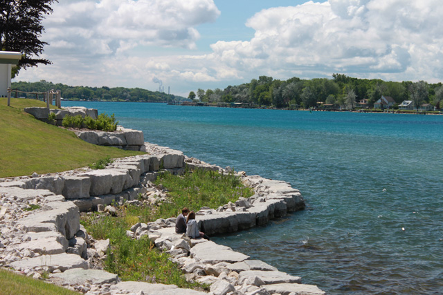 Erosion Control Projects 171 St Clair Region Conservation