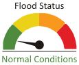 Flood Status - Normal Conditions