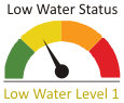 Low Water Status - Level 1