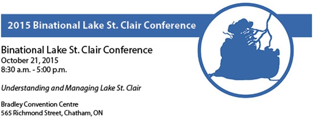 Lake St. Clair Conference Logo