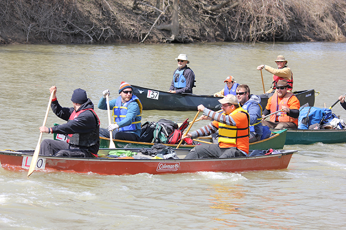 Sydenham River Canoe and Kayak Race