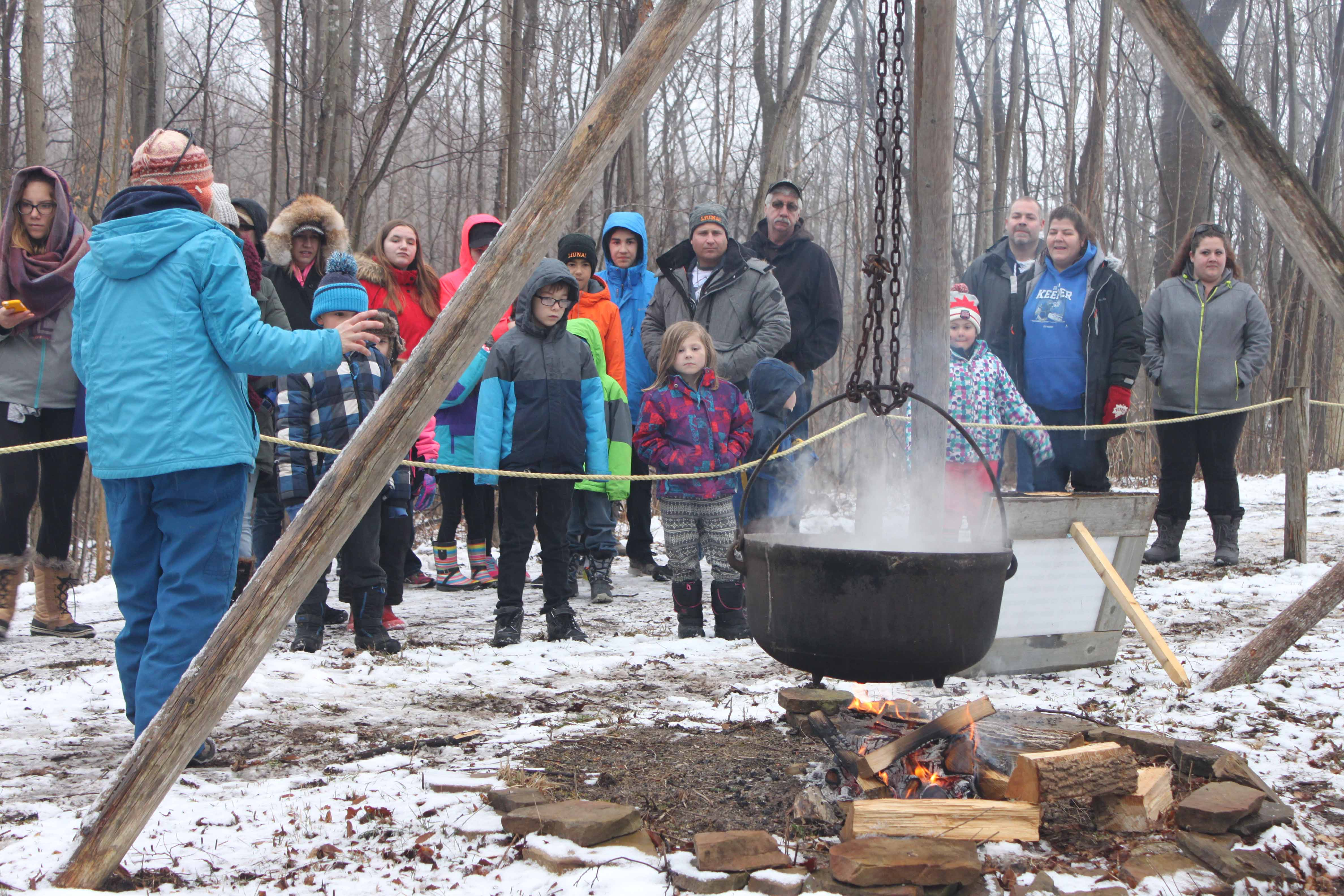 6e3d9b4f352 Maple Syrup Festival « St. Clair Region Conservation Authority